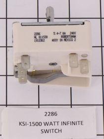 2286 KSI-1500 WATT INFINITE SWITCH