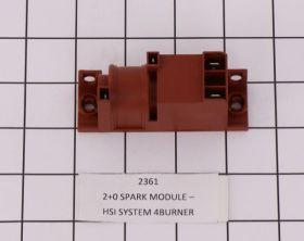 2361 2+0 SPARK MODULE - HSI SYSTEM 4BURNER