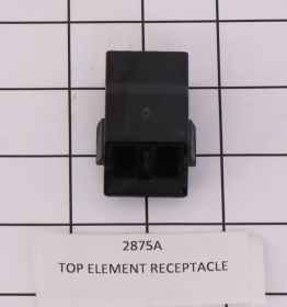 2875A TOP ELEMENT RECEPTACLE
