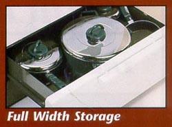 Full Width Storage